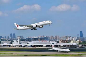 东方航空A股证券简称更名为中国东航